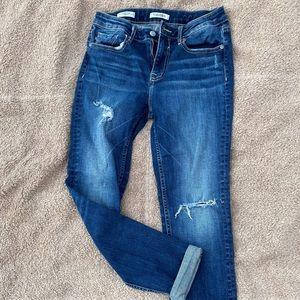 Vigoss skinny jeans-like new- size 27